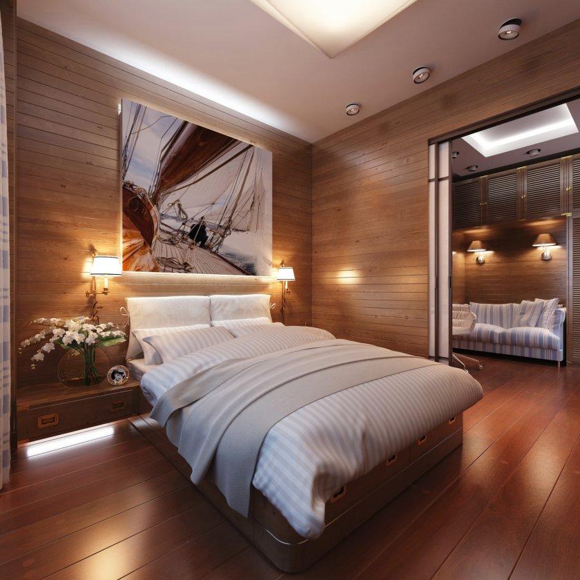 Дизайн узкой гостиной с балконом фото