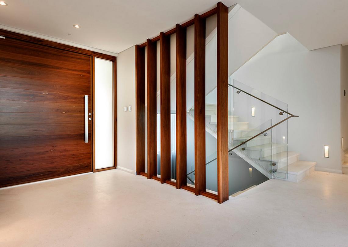 деревянные межкомнатные перегородки в деревянном доме