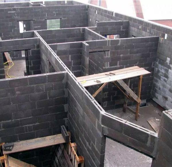 Перегородки керамзитобетон фото бетон миксер