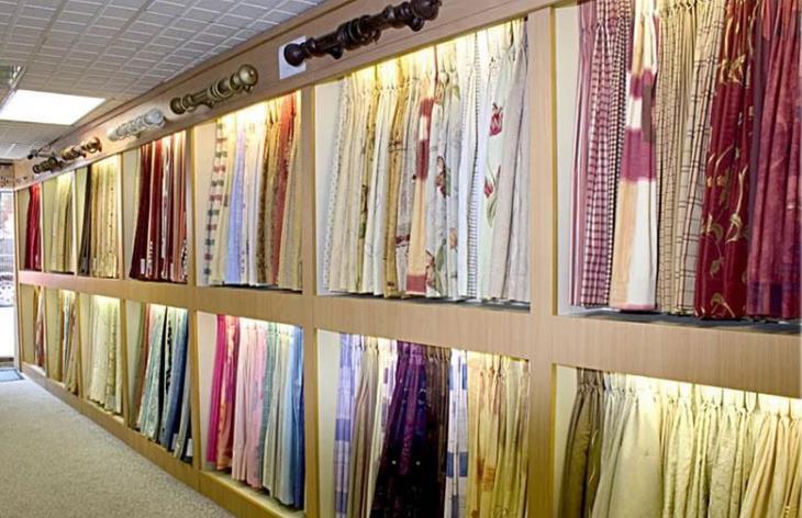 Ткани для пошива перегородок