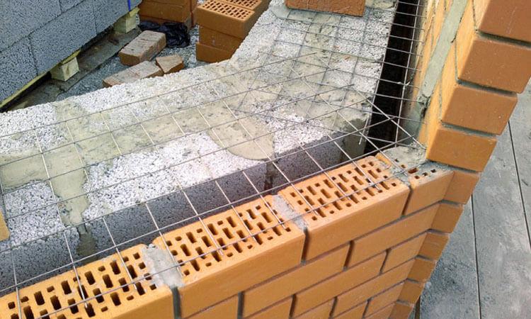 Утепление керамзитобетонных стен