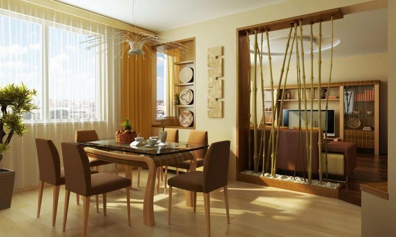 Стол как элемент дизайна комнаты