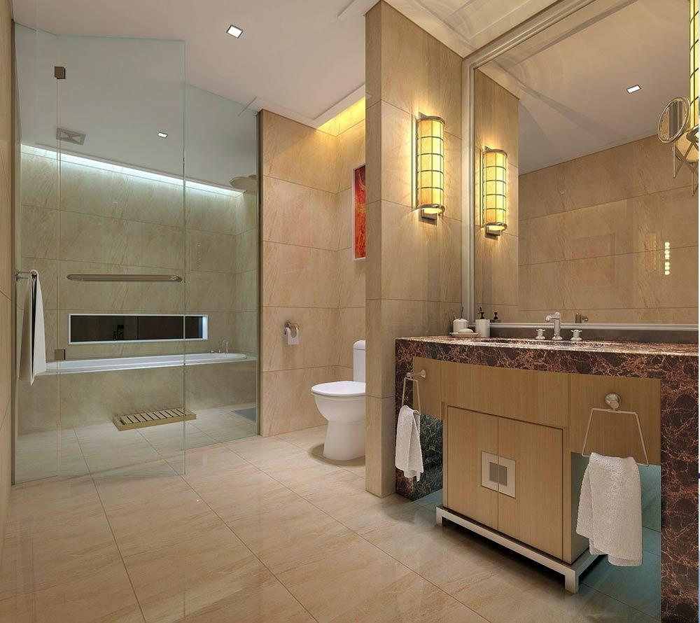 Выполняемые функции перегородки в ванной