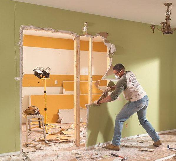 Перепланировка квартиры: начальные действия