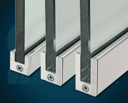 Межкомнатные раздвижные перегородки из алюминиевого профиля: размеры, вес, способ самостоятельного монтажа